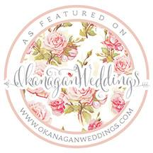 Okanagan Wedding Badge