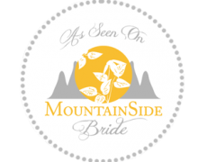 As Seen On Mountain Side Bride