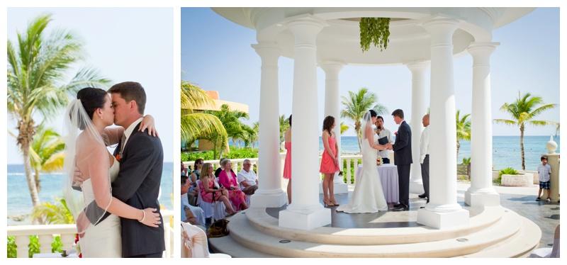 Cancun Beach Wedding Photography