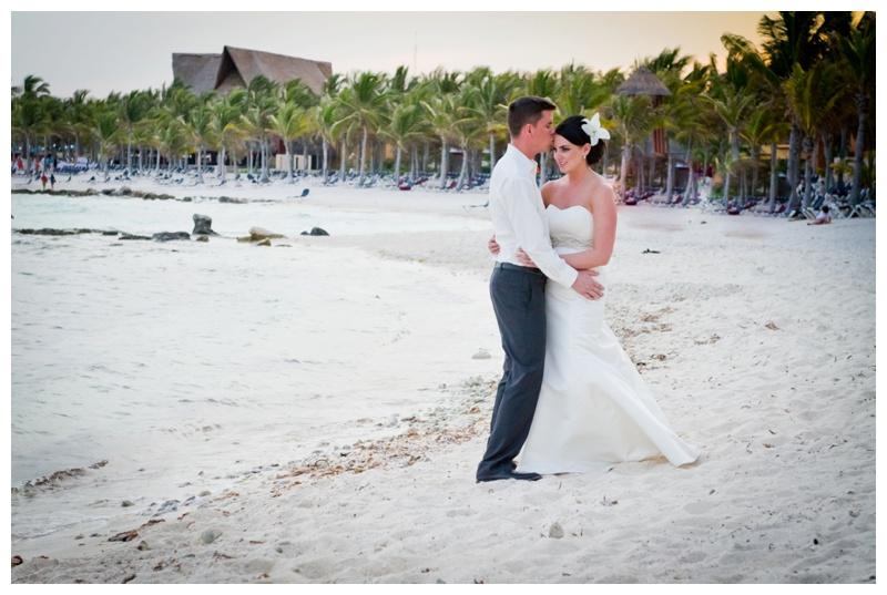 Beach Wedding Photographer Mexico