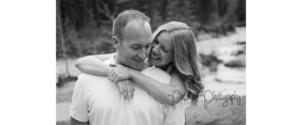 Jared & Trish Kananaskis Engagement – Calgary Wedding Photographer