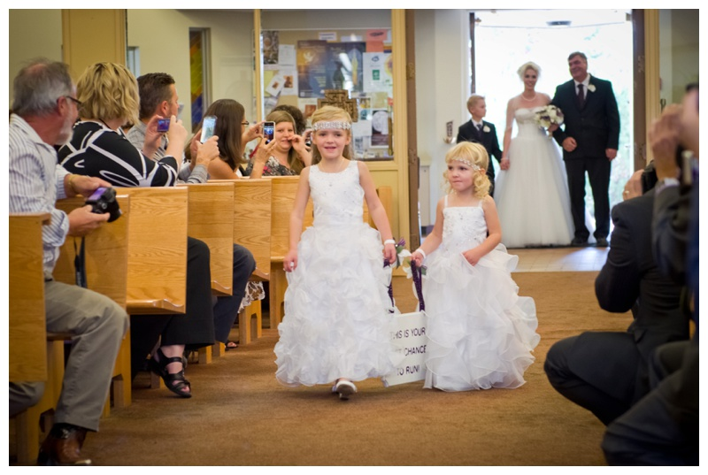 Catholic Church Wedding Calgary