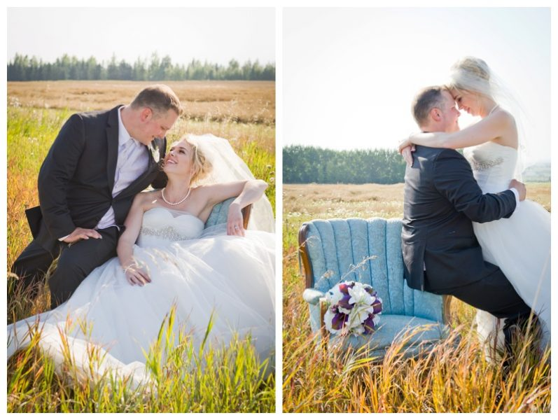 Country Farm Wedding Photography Calgary