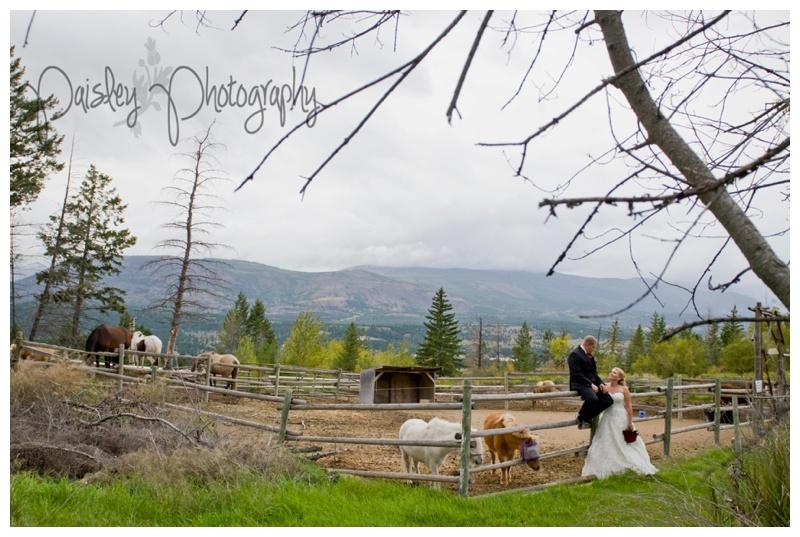 Wedding Photographers Invermere, BC