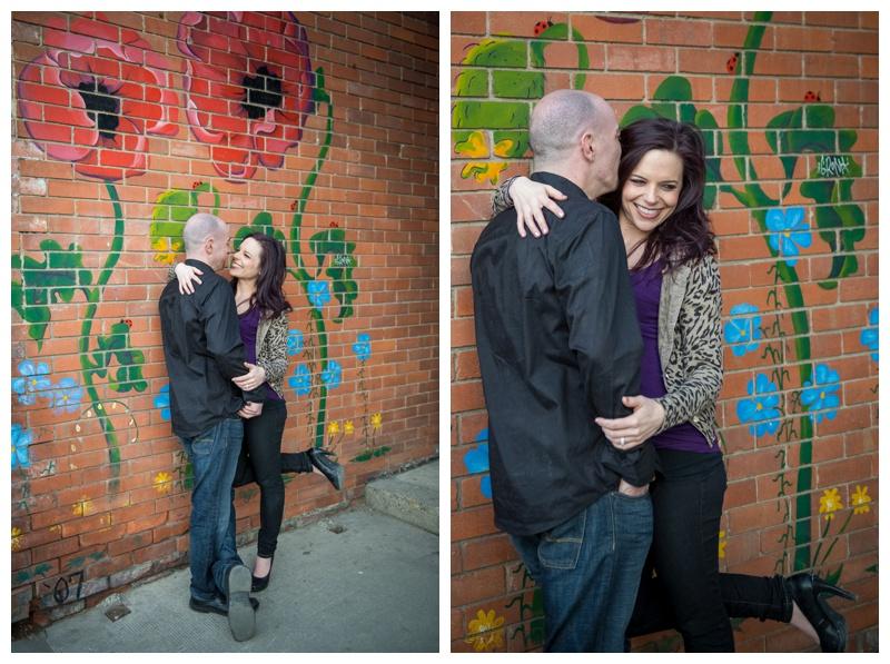 Inglewood Engagement Photos Calgary