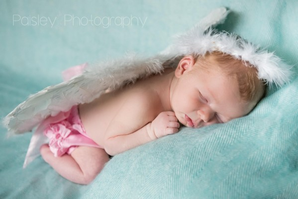Baby Girl Sophia – Calgary Family Photography