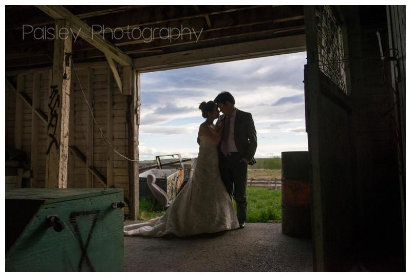 Shawnees' Barn Wedding Photography