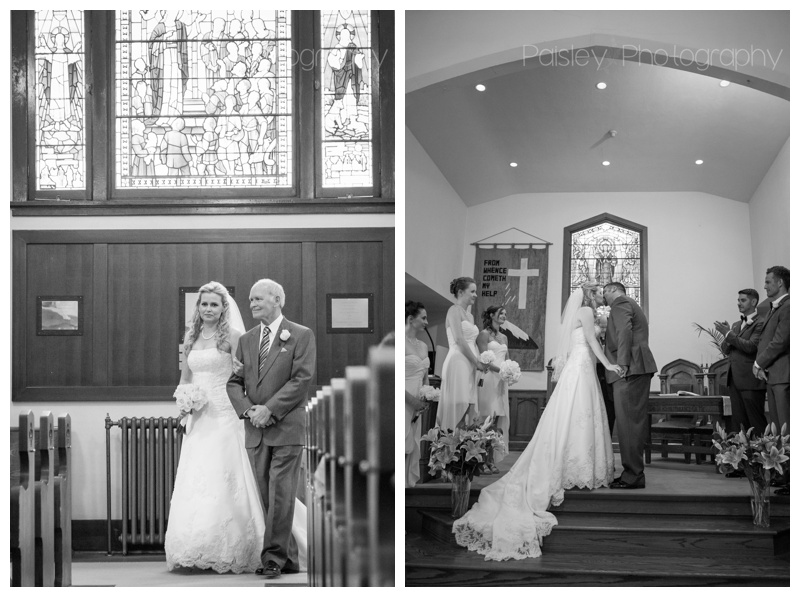 Banff Church Wedding
