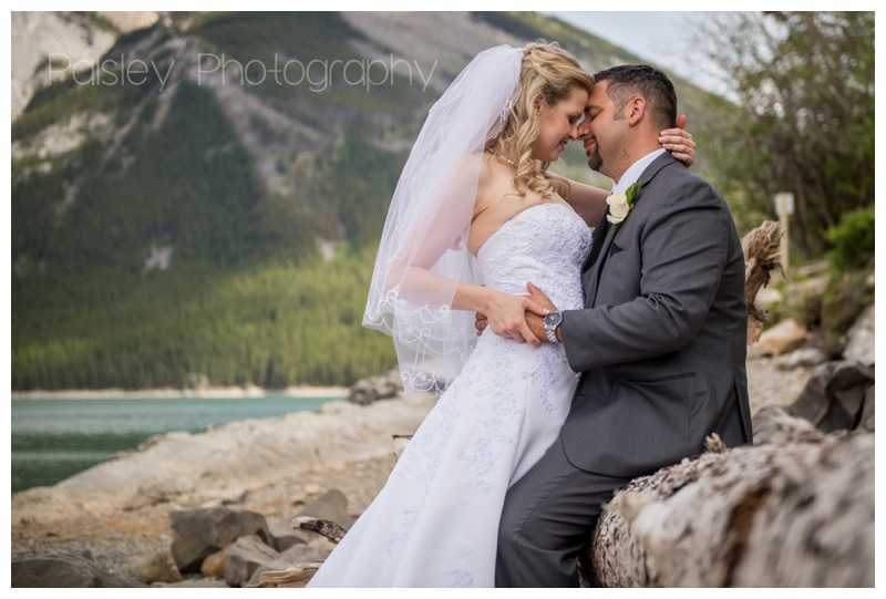 Town of Banff Wedding Photographer