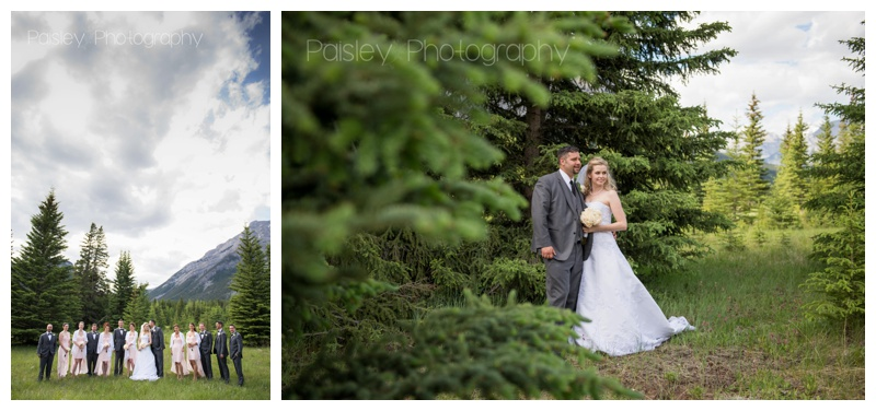 Wedding Photographer Banff