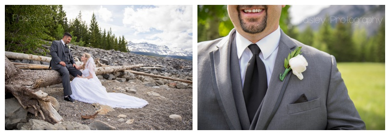 Wedding Photographer Banff Alberta