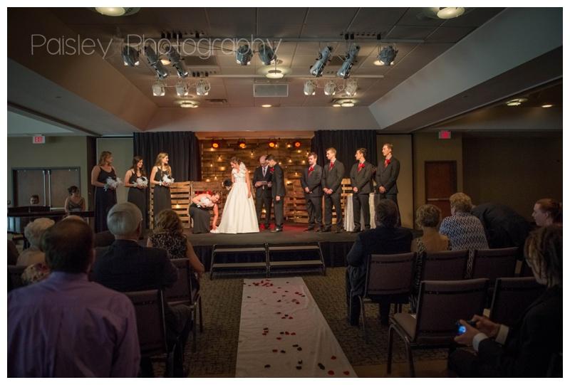 Alliance Church Wedding Calgary