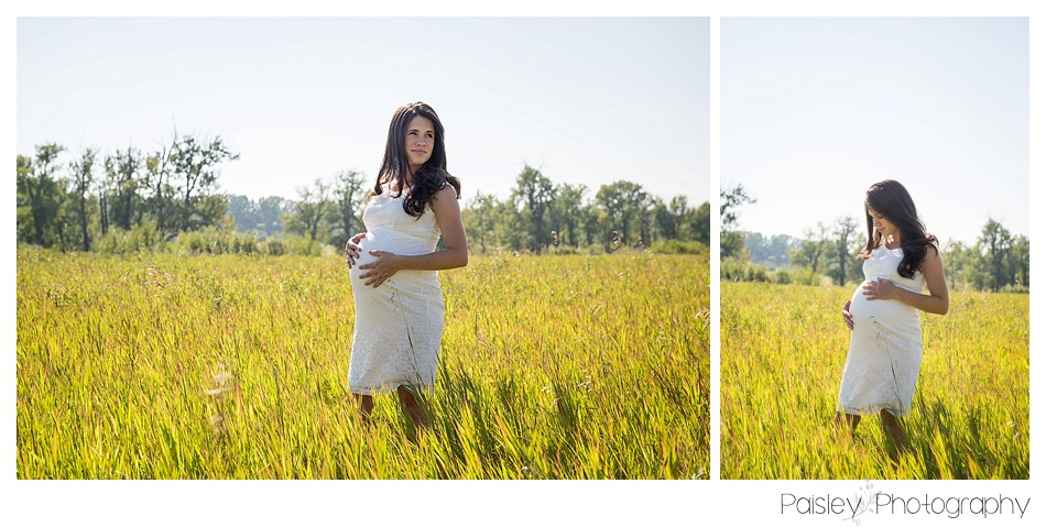 Wheat Field Maternity Photography, Summer Maternity Photography, Maternity PHotos, Calgary, Calgary Maternity Photographer, Fishcreek Park Maternity Photos, SOuthern ALberta Maternity Photographer