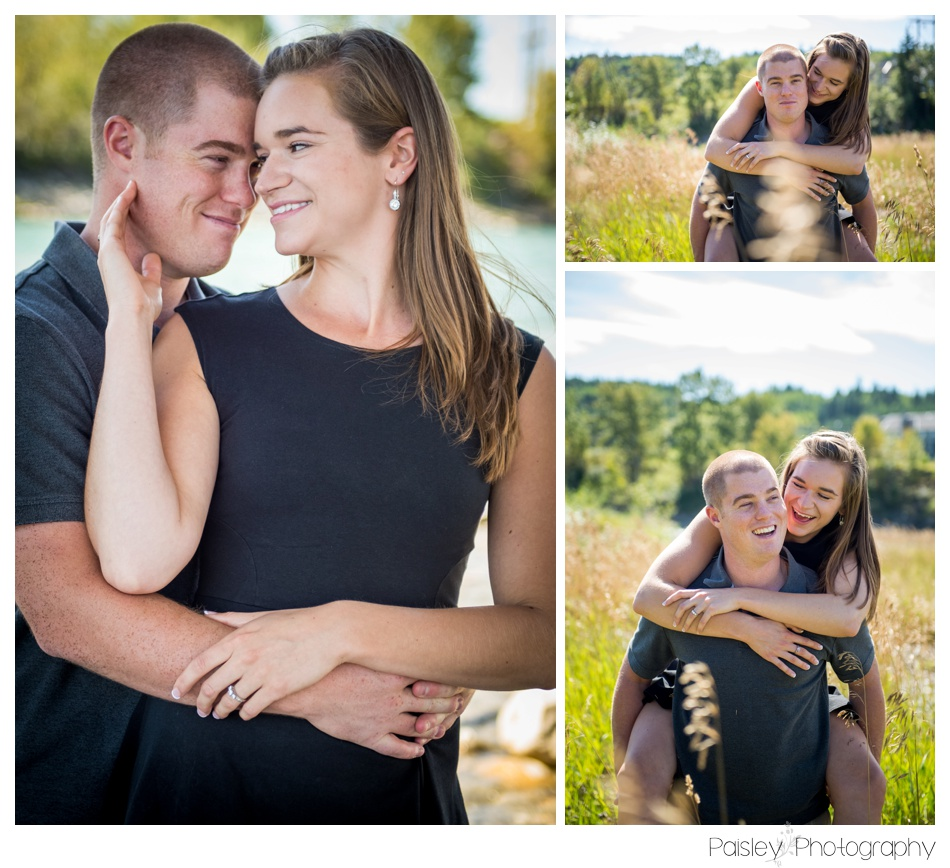 Cochrane Engagement Photographer