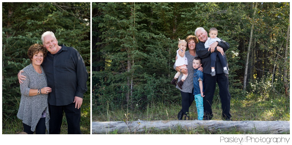 Grandparent Family Photography, Family Photography Canmore, Family Photography Banff, Banff Family Photographer, Grandparents Love Photos, Calgary Family Photography, Calgary Family Photographer, Calgary Photographer, Forest Family Photos, Forest Family Photography