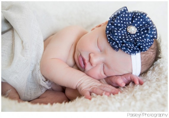 Baby Girl Ella – Calgary Newborn Photographer