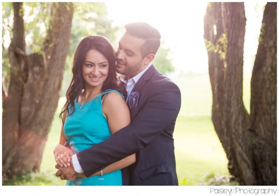 Leo & Baljit's Surprise Proposal Photography ~ Calgary Engagement Photography