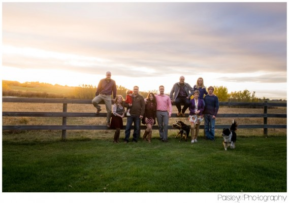 Schickendanz Extended Family ~ Cochrane Family Photography