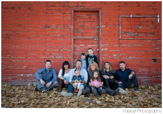 Whittaker Extended Family ~ Calgary Fischcreek Park Photography