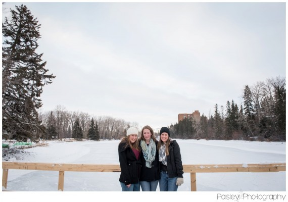 Holdsworth Winter Family ~ Bowness Park Family Photography