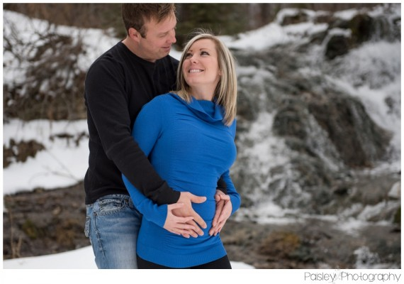 Jeremy & Nicki's Growing Family ~ Calgary Pregnancy Announcement Photography