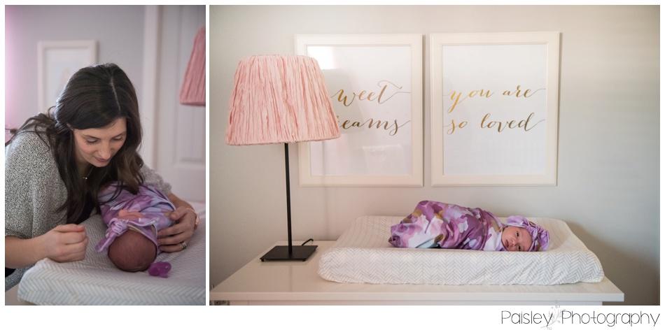 Nursery Newborn Photography, Airdrie Newborn Photography, Airdrie Newborn Photographer, Calgary newborn Photos, Baby Girl Photos, Calgary Newborn,