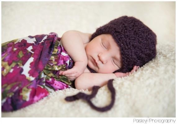 Baby Aria ~ Calgary Newborn Photographer
