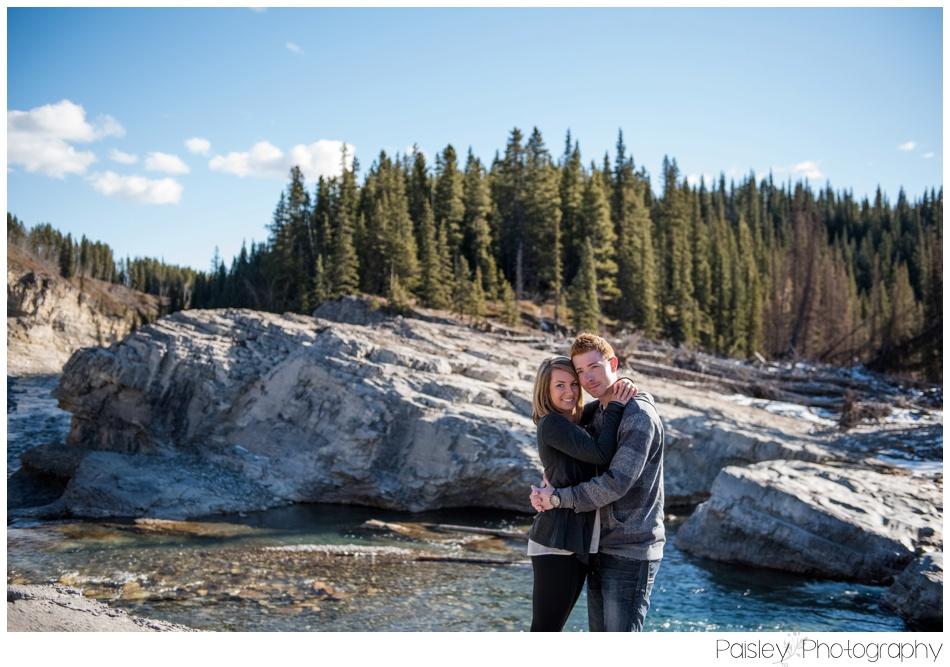 Kaninaskis Engagement Photography