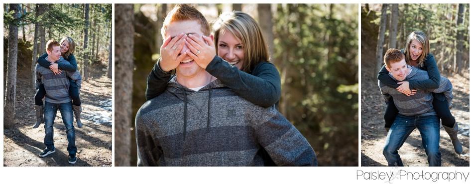 Cochrane Engagement Photography