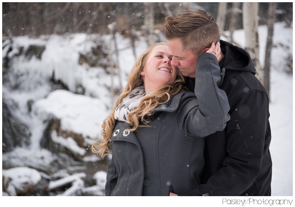 Big Hill Springs Park Engagement, Winter Engagement, Winter Engagement Photography Calgary, Calgary Engagement Photography, Calgary Engagement Photos