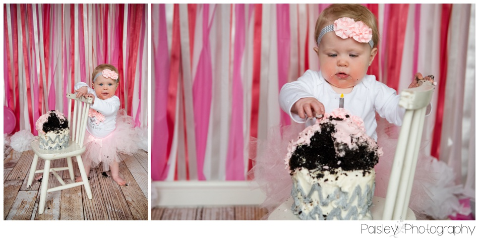 Cake Smash Photography Calgary