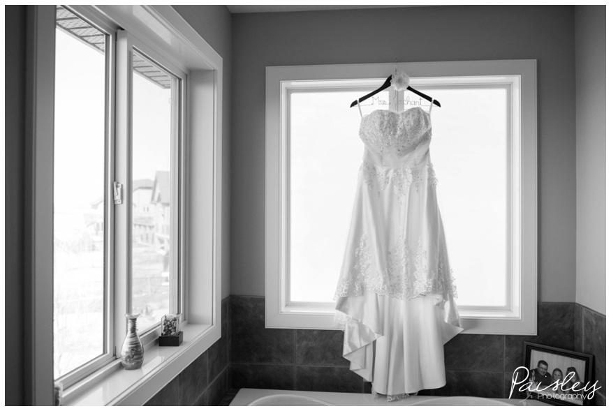 Wedding Dress Photography Okotoks