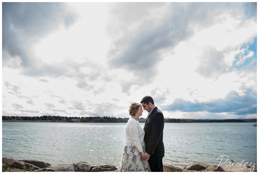 Glenmore Reservoir Wedding Photography