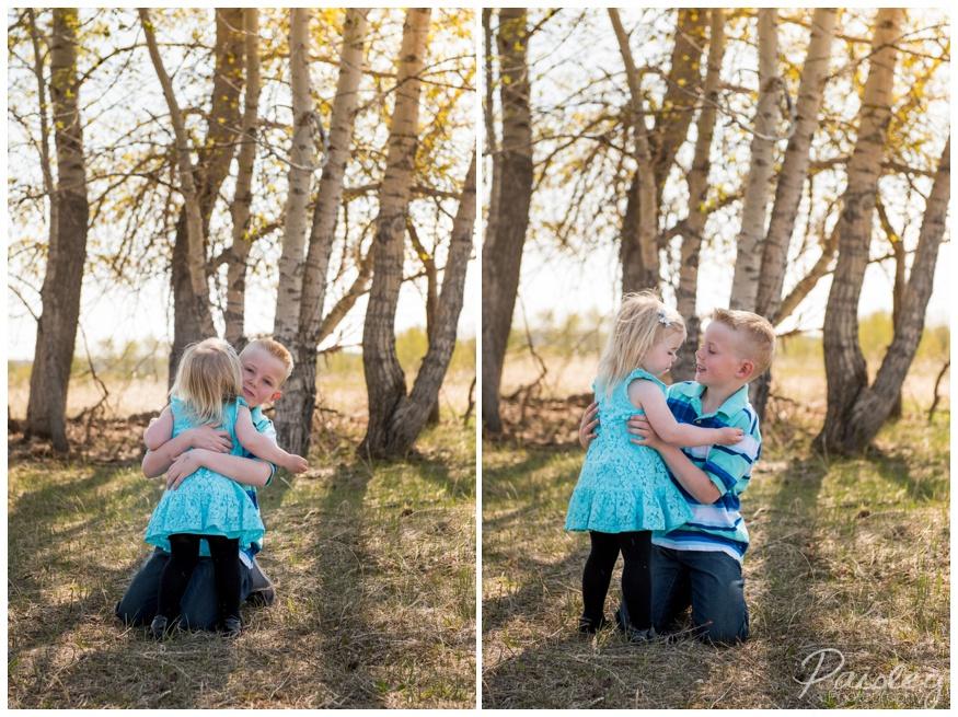 Sun Kissed Family Photography Cochrane Alberta
