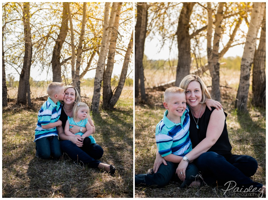 Mother's Day Family Photography