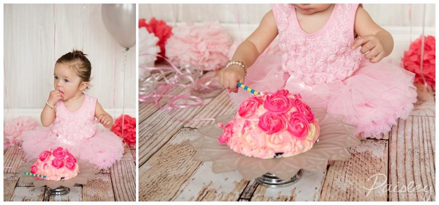 Cake Smash Photographer Airdrie