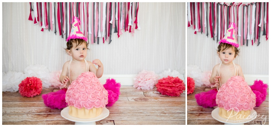 Calgary Cake Smash Photographer