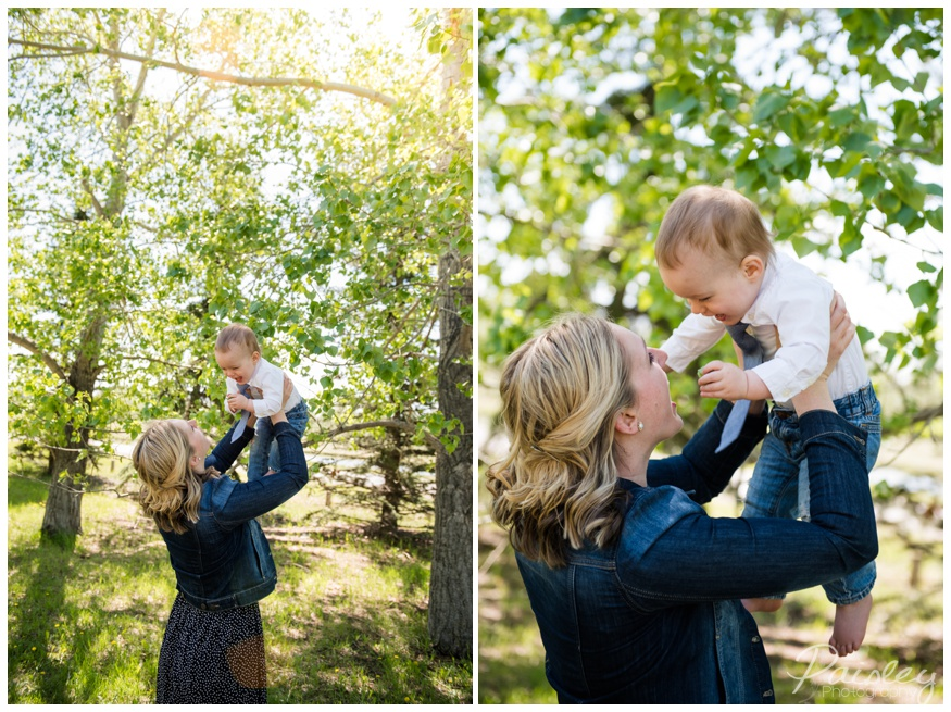 Mother Son Family Photography
