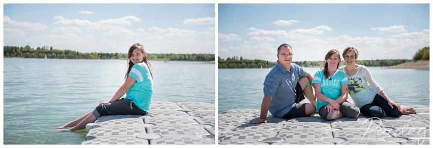 Calgary Canoe Club Family Photography