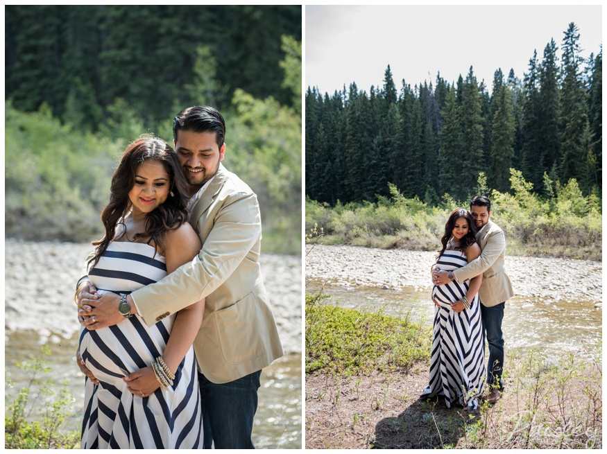 Fishcreek Park Maternity Photography Calgary