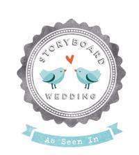 As Seen On Storyboard Wedding