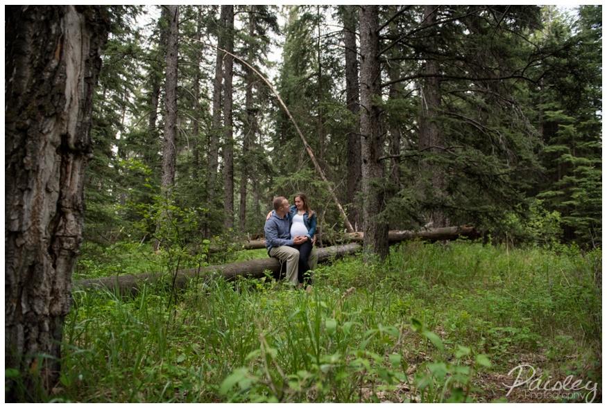 Southern Alberta Maternity Photographer