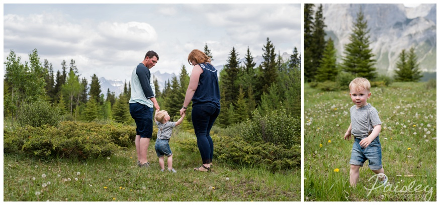 Family Photographer Canmore Alberta