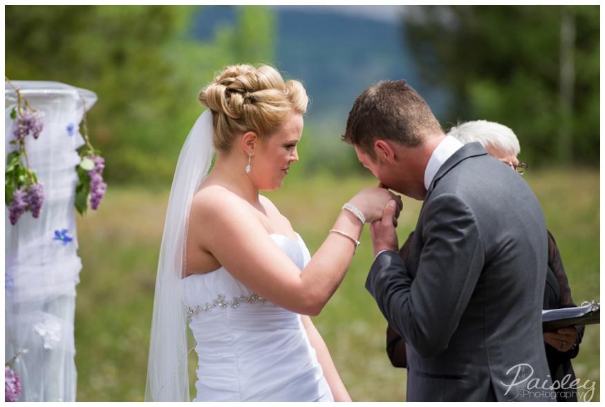 Wedding Photographers Canmore Alberta