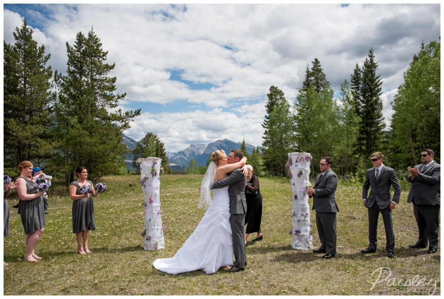 Wedding Photography Canmore Alberta
