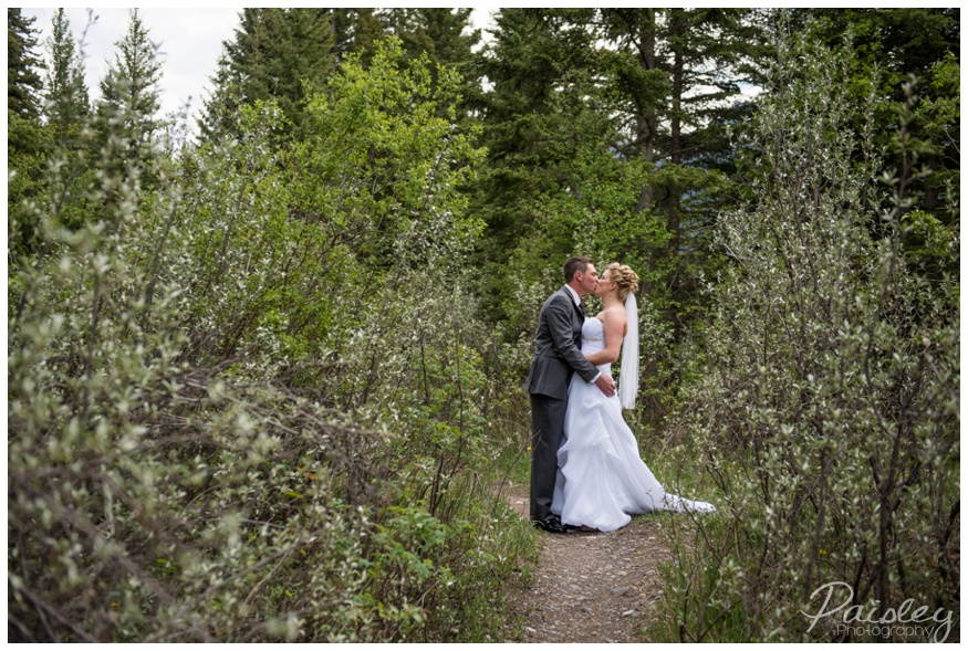 Spring Wedding Photography Canmore