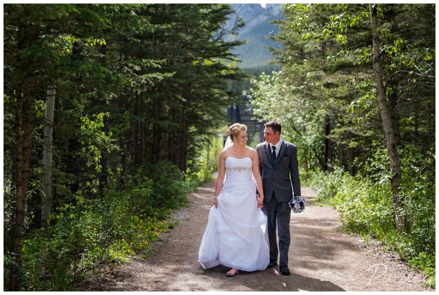 Wedding Photos Canmore Alberta