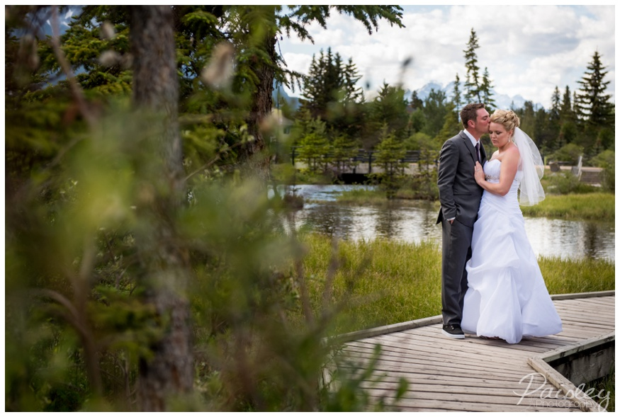 Town of Canmore Wedding Photography