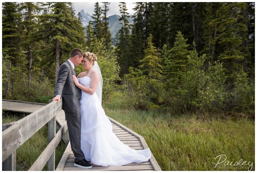 Kananaskis Wedding Photography