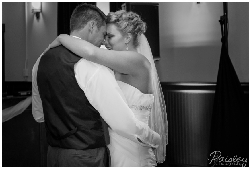First Dance - Canmore Miners Union Hall